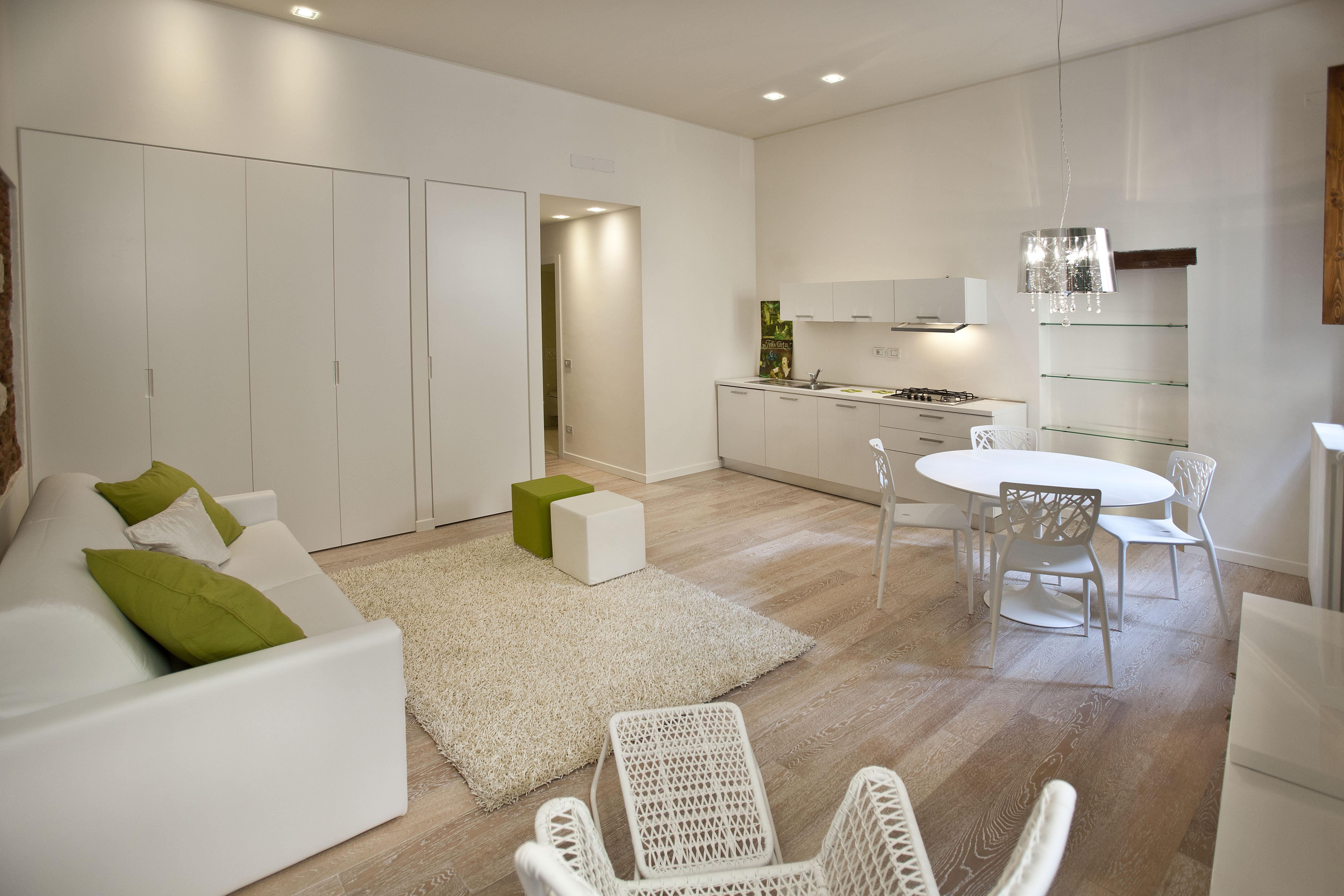 View Of The Kitchen Livingroom / Altra Vista Del Soggiorno  Cucina #403414 5616 3744 Come Arredare Cucina A Vista