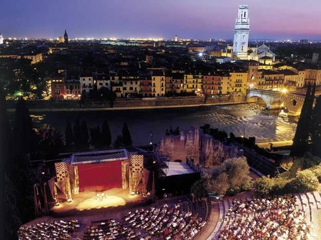 Teatro-Romano Verona
