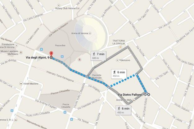 Mostra paolo caliari il veronese a verona 2014 mappa